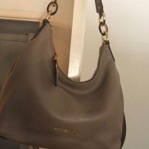 Ladies leather medium size purse